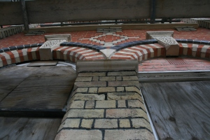 beautiful brickwork