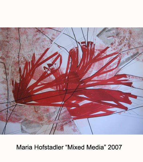 mixed media, 2007